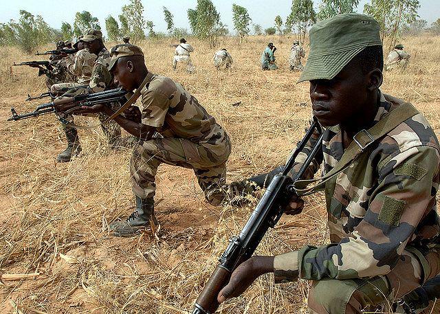 NigerianArmySpecialForce