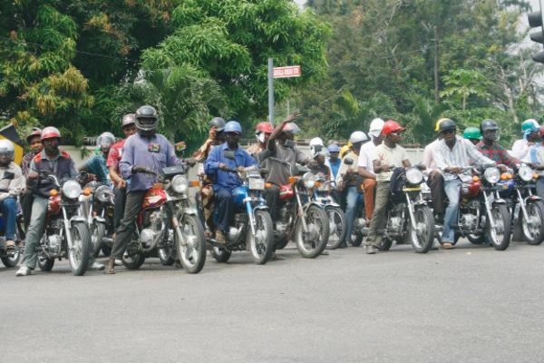 Okada ban Lagos