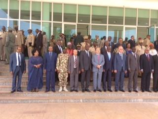 AU Defence Chiefs