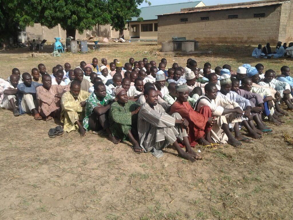 80 Boko Haram Surrenderers