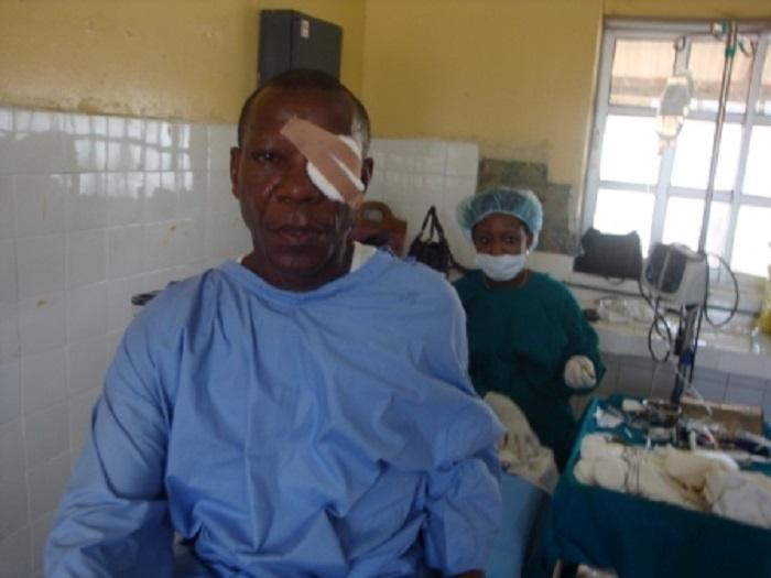 free eye surgery