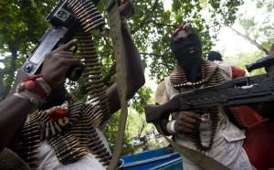 Kidnapping Nigeria gunmen