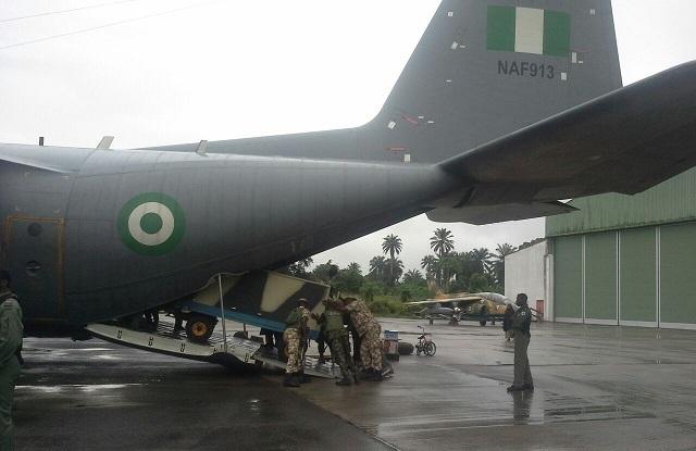 Air Force neutralises ISWAP