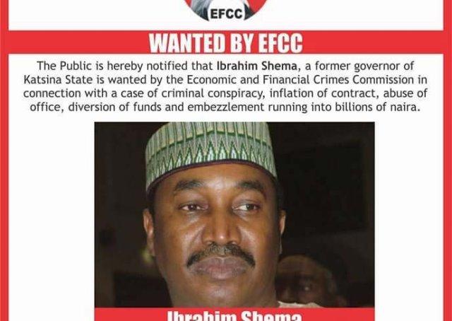 efcc-declares-former-katsina-governor-ibrahim-shema-wanted