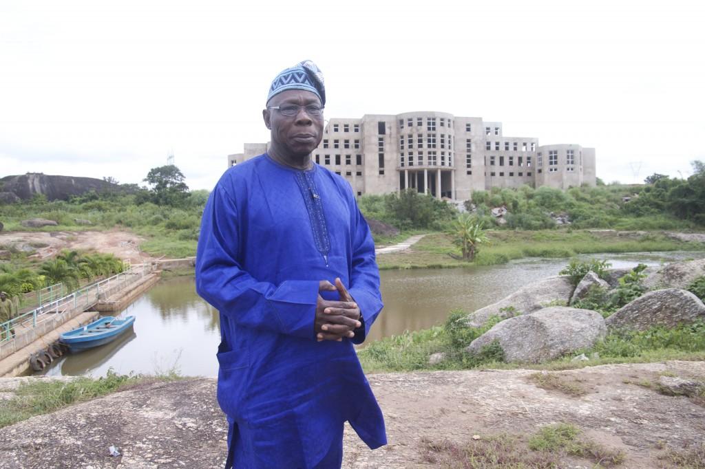 Olusegun Obasanjo 2