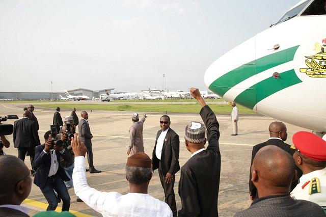 Muhammadu Buhari's unconvincing return from medical vacation