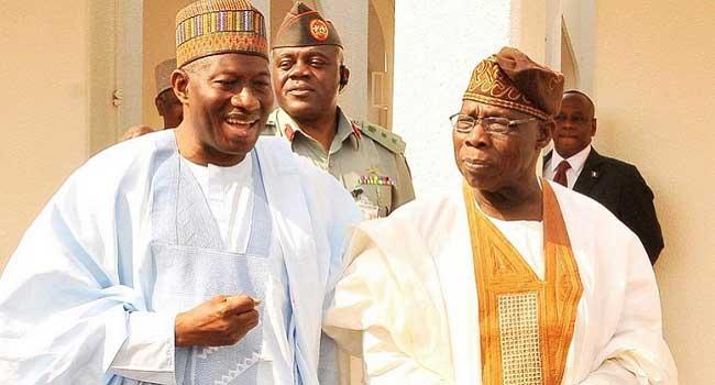 Obasanjo-Jonathan