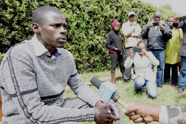 john paul mwirigi kenya youngest lawmaker
