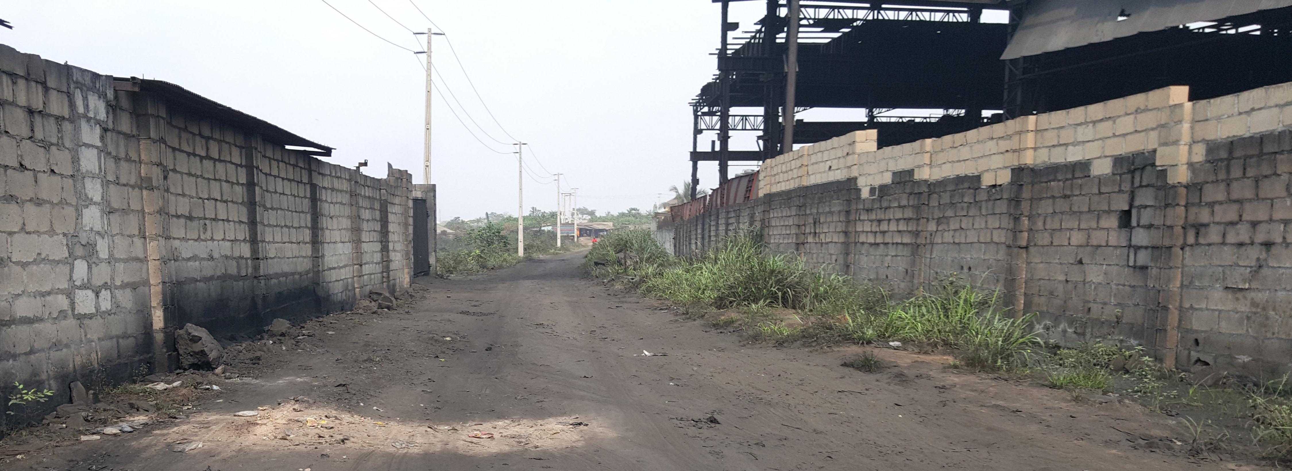 Nigeria Environmental pollution