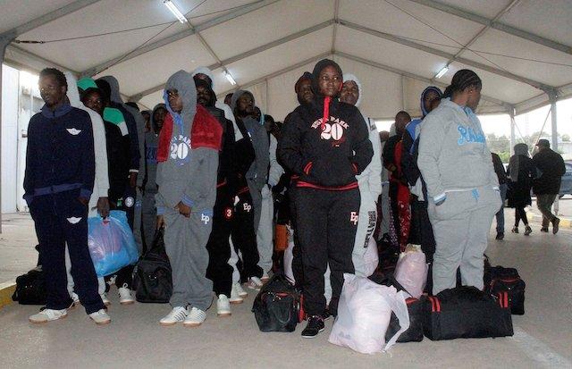 Deportation of Nigerians