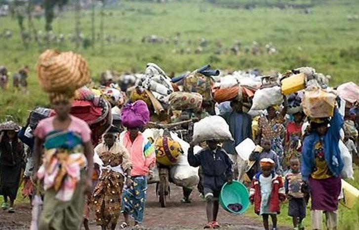 Cameroonian refugees violence