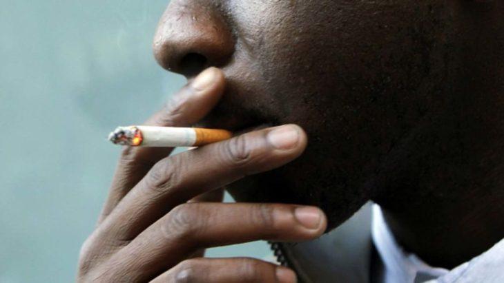 smoking effect coronavirus