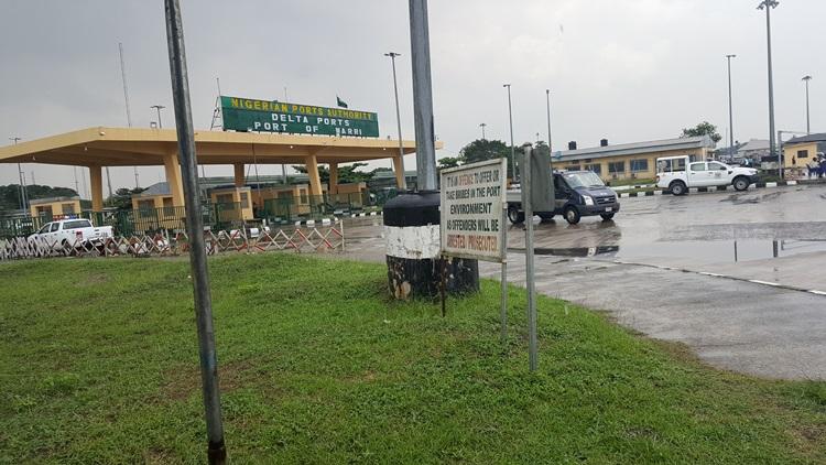 Warri Port terminal