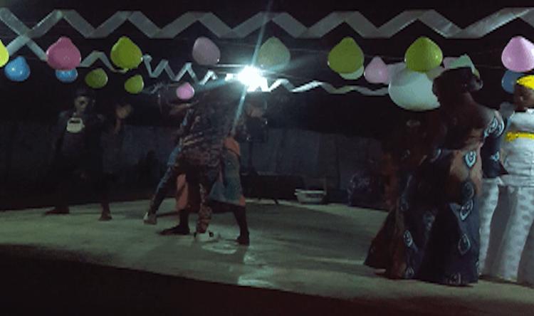 Solo Artists dance at Akurba, Gidan Baban Bariki