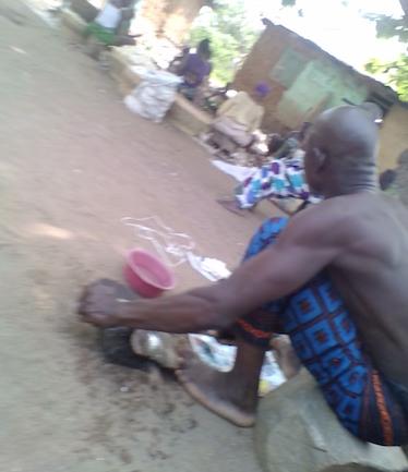 Itesi villagers