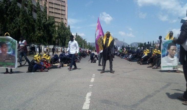 shiites protest in nigeria