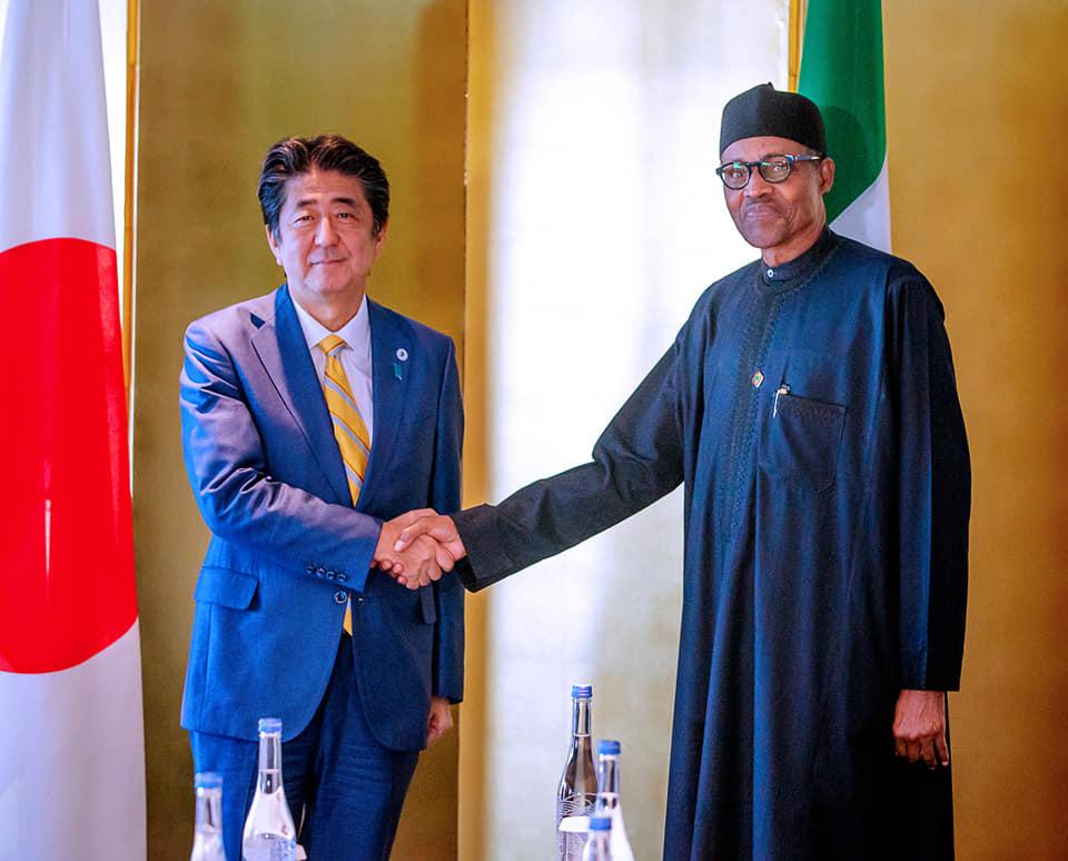Buhari to Nigerians