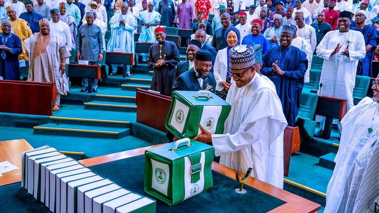 Presidency 2020 Budget
