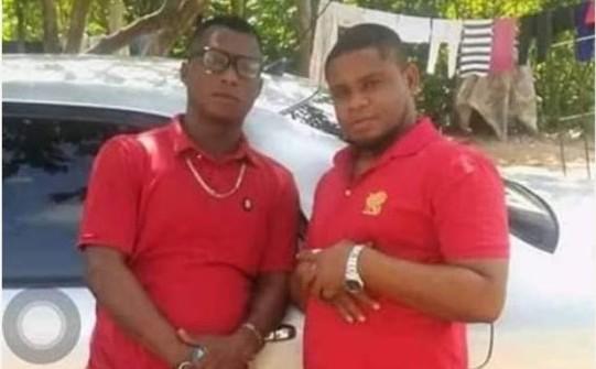 Emudiaga and Desmond