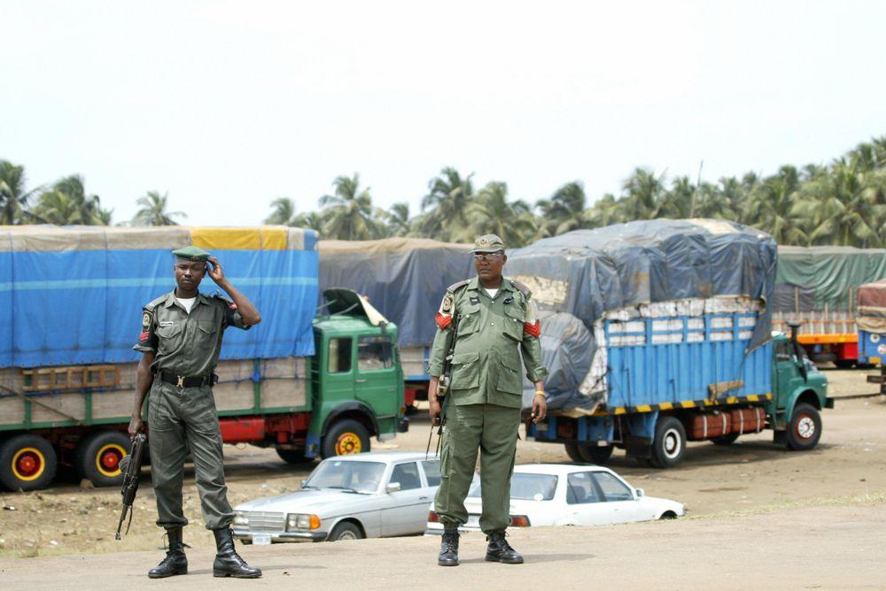 Nigeria border closure