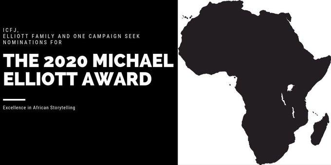 2020 Michael Elliot Award