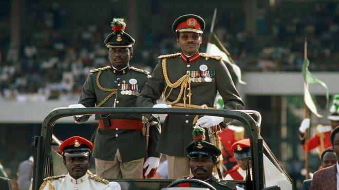 Muhammadu Buhari regime