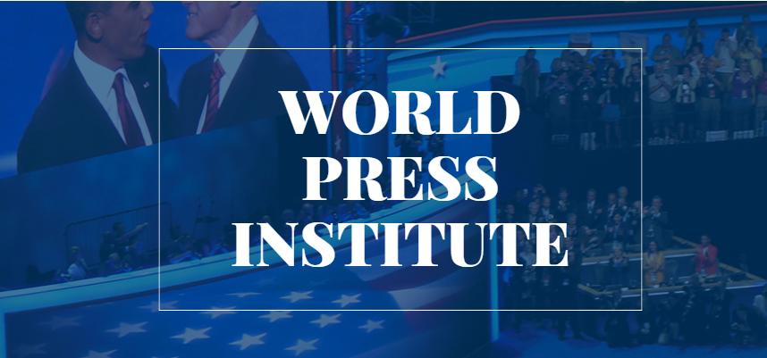 2020 World Press Institute Fellowship