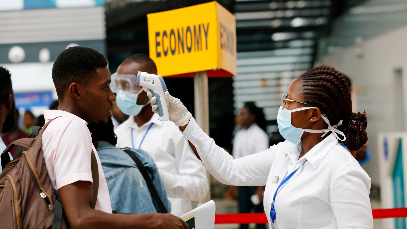 Africa coronavirus WHO