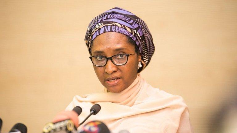 Finance Minister Zainab Ahmed