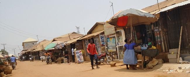 covid 19 Nigeria's slum