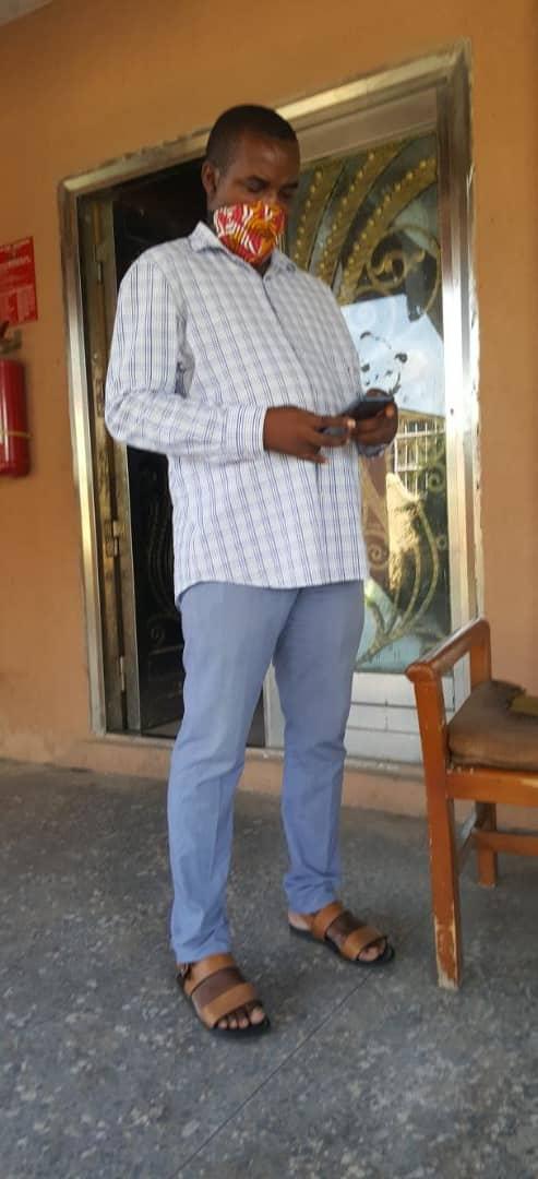 Amuwo Idofin Covid-19