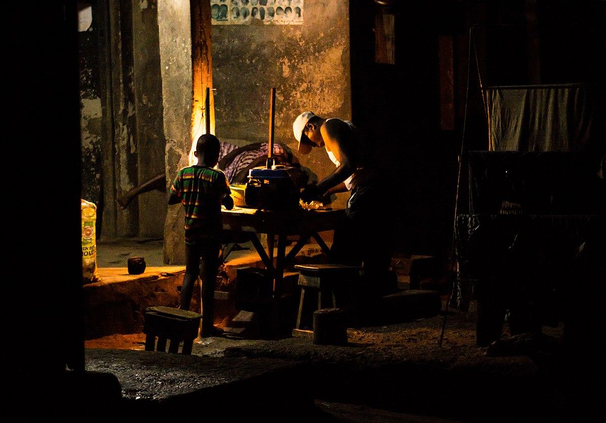 Power failure in Nigeria