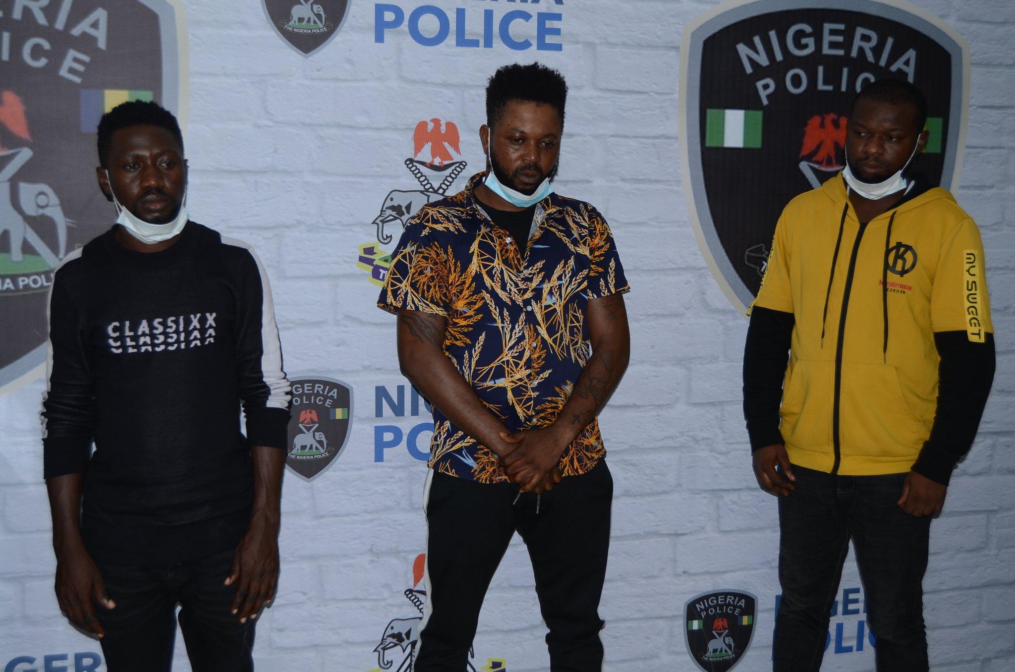 Nigeria in cybercrime