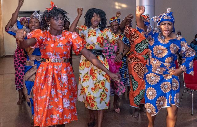 Egba women