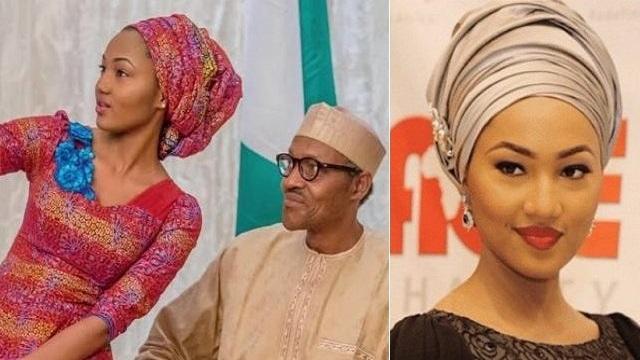 NNPC board Buhari's daughter