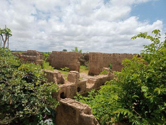 Abandoned Doctor's Quarters at Garun Sheme