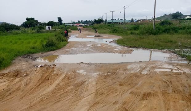 Pegi Road Abuja