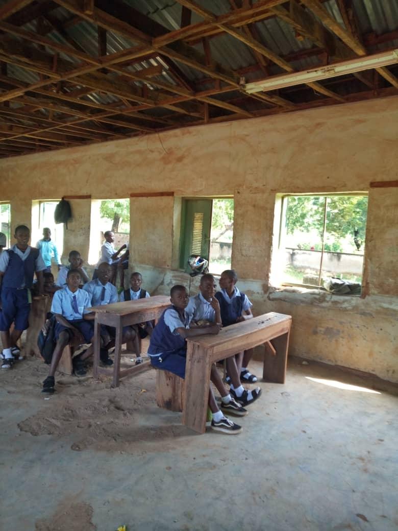 Government High School Adeta