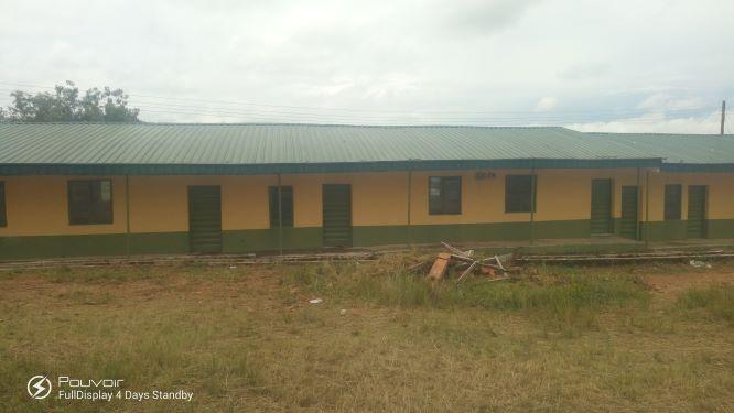 Omu Aran renovated Block