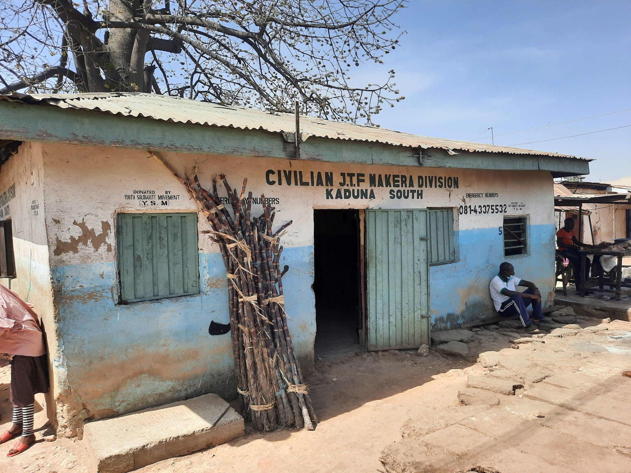 CJTF office Makera