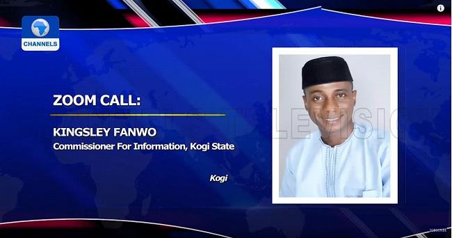 Kingsley Fanwo Kogi State Commissioner for Information