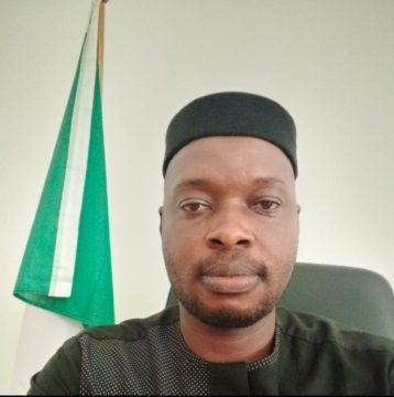 Lucky Asekhohai, NIMC workers union leader