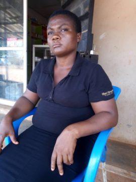 Benedict Dioku's Wife
