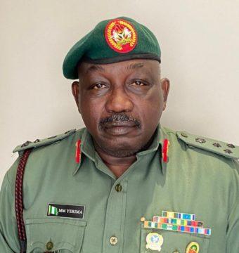 Brigadier General Mohammed Yerima