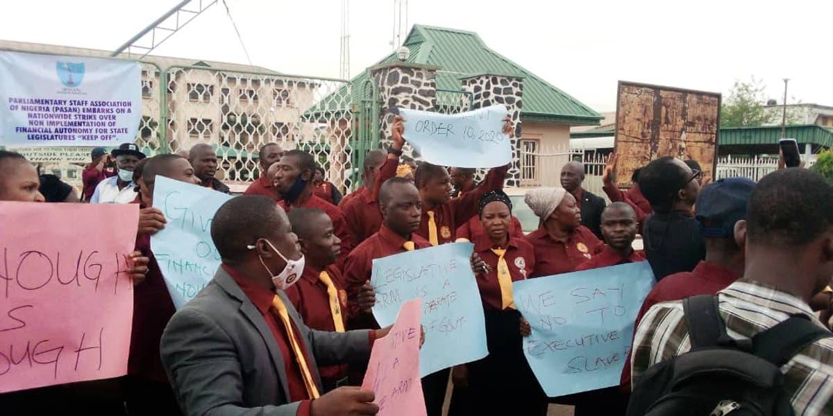 PASAN Strike in Oyo State