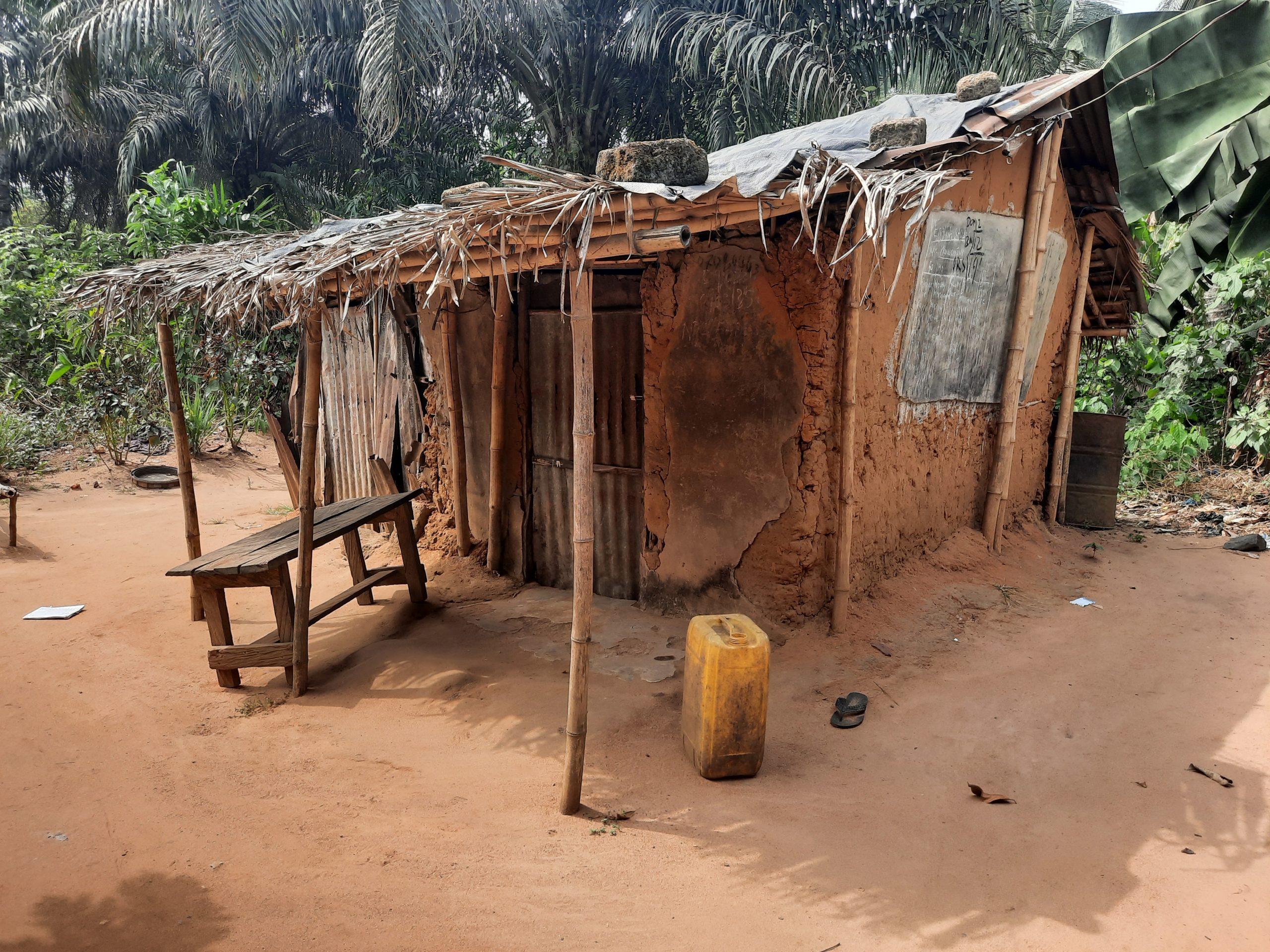 The Agbatuwa's residence