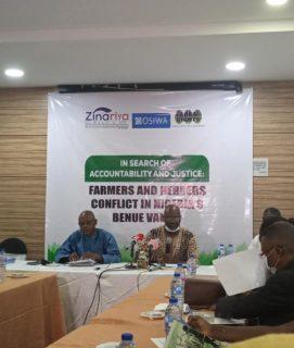 Zinariya Consult presentation of Study in Abuja