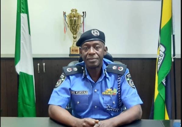 Anambra Police Commissioner