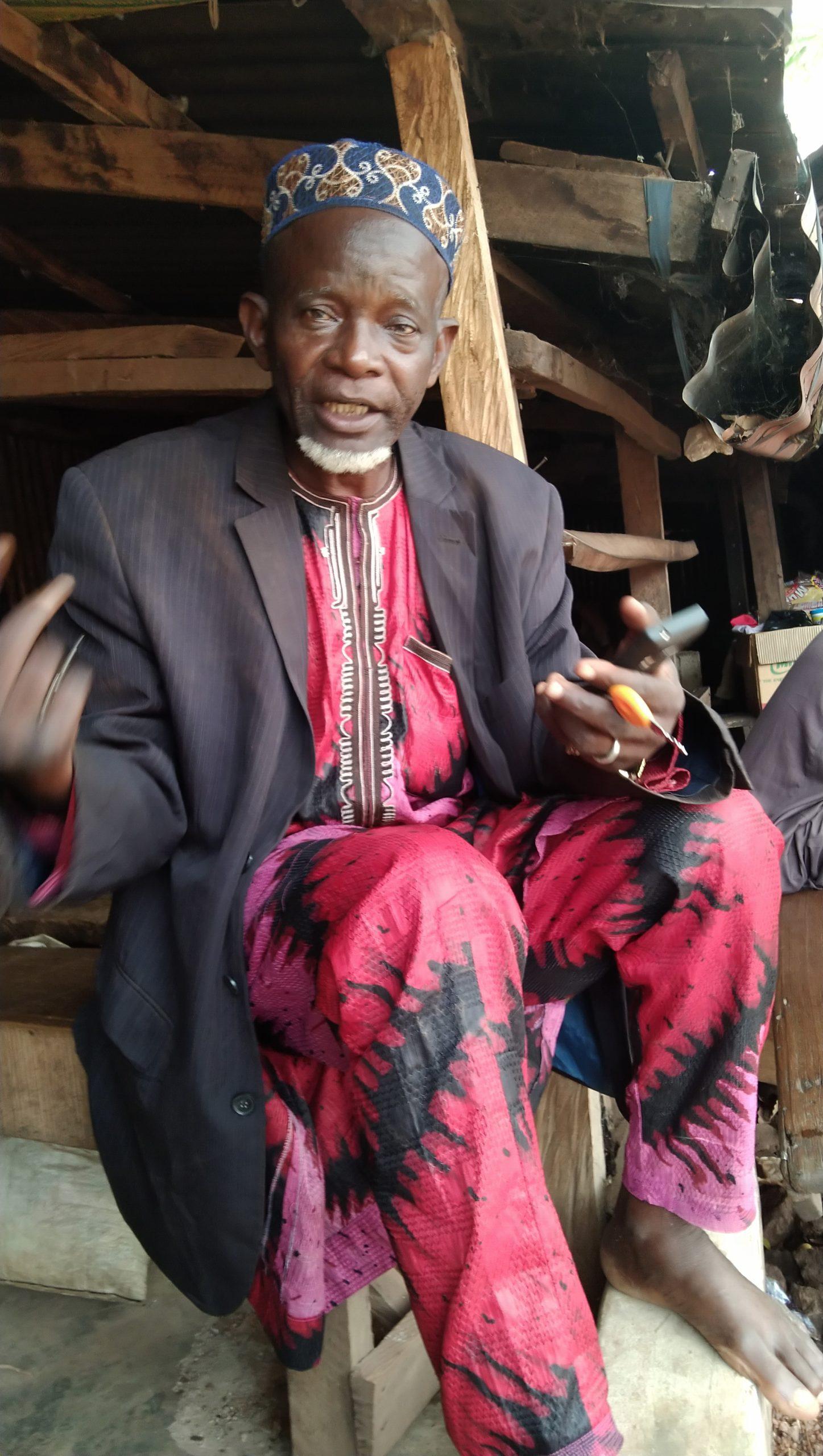 Ardo Saidu, Sarkin Fulani, Enugu