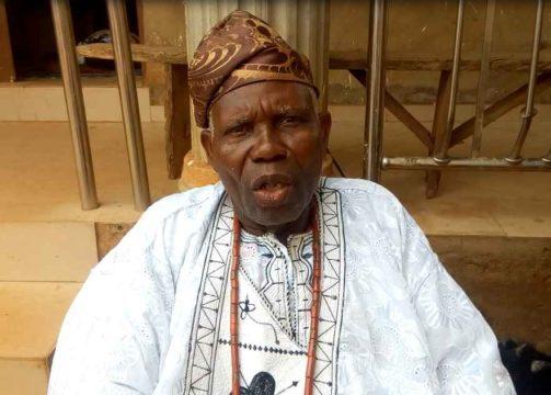 F.F. Bada. The Odofin of Iworoko Ekiti